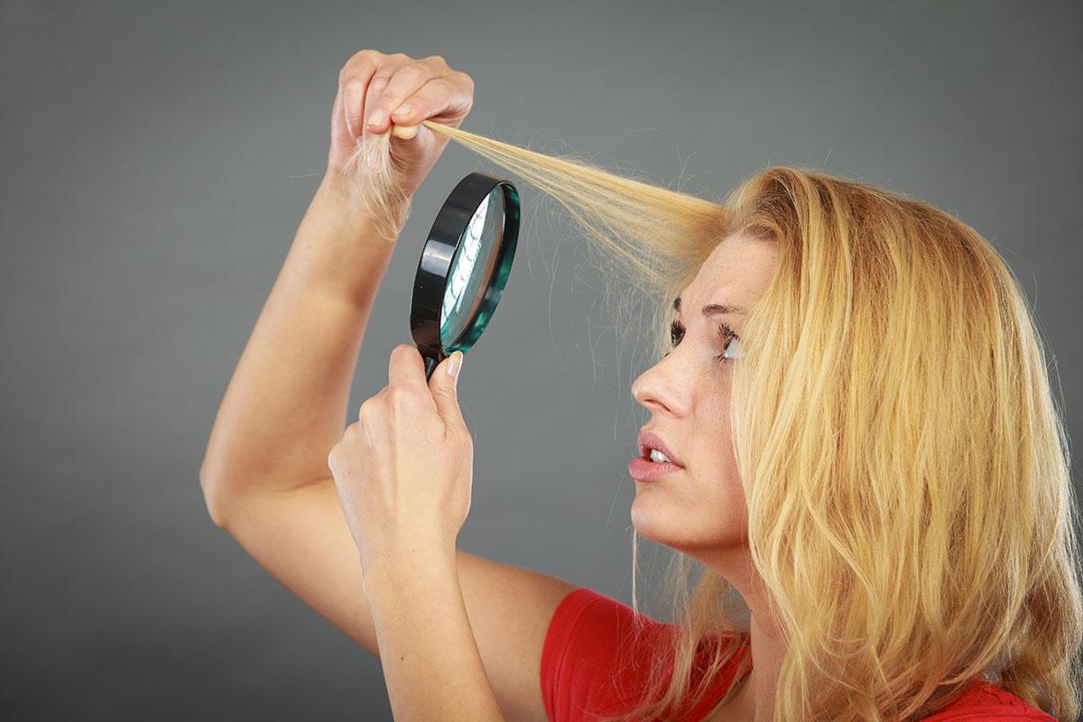 Pielęgnacja zniszczonych włosów | Blog kosmetyczny e-pomadka.pl