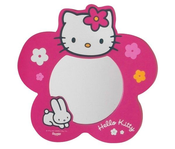 Lusterko Hello Kitty