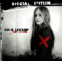 Avril Lavigne - Under My Skin CD/DVD