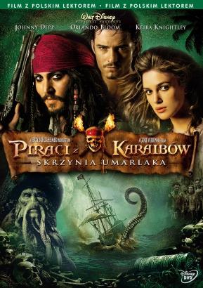 Piraci z Karaibów cz. II Skrzynia Umarlaka