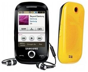 Telefon komórkowy Samsung S3650 Corby