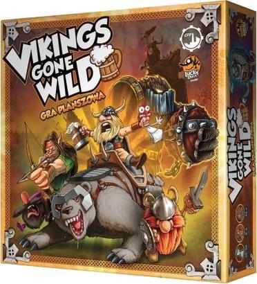 Wikings Gone Wild
