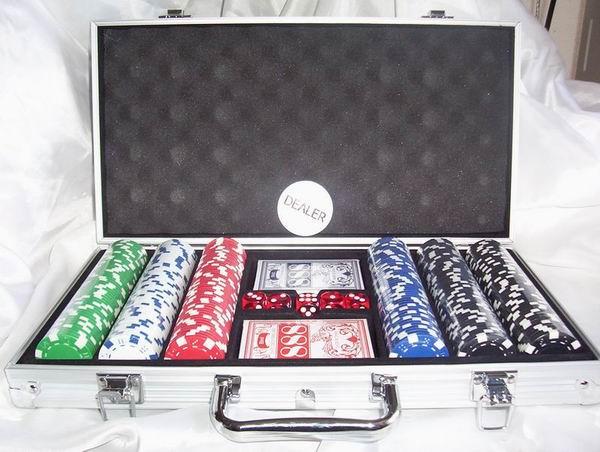 Zetony poker + tasowacz