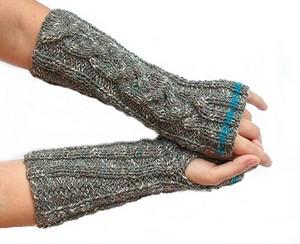 Rękawiczki bez palcy
