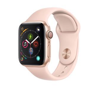 Apple Watch 4 44mm (różowy)