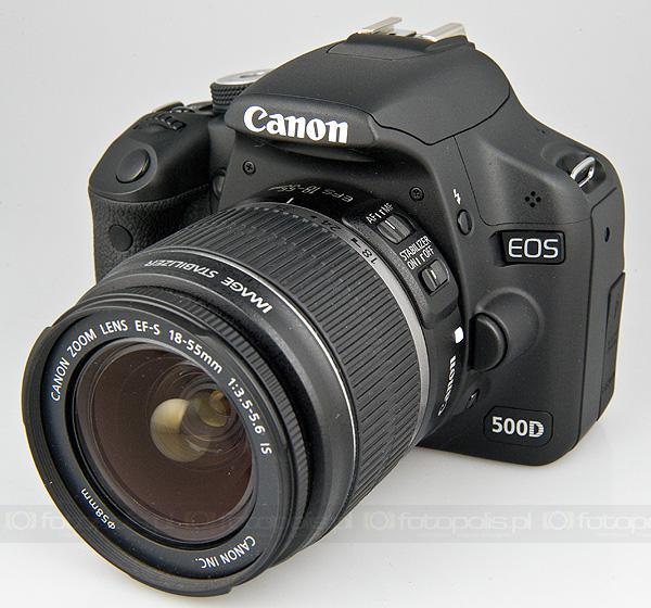 Lustrzanka Cyfrowa Canon EOS 500D