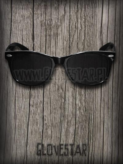 Czarne okulary  WAYFARER