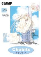 MANGA: Chobits (8 tomów)