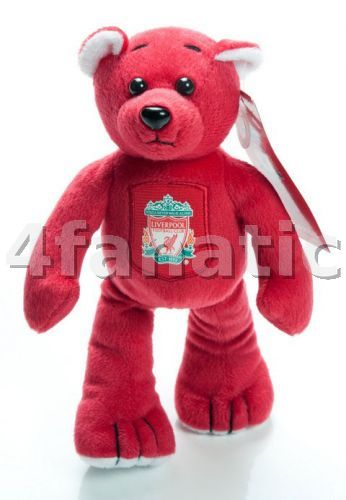 Miś Liverpool FC