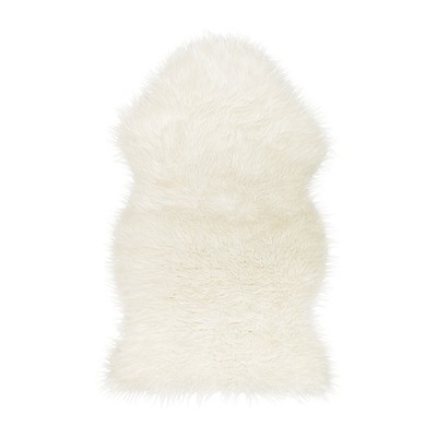 IKEA  Sztuczna skóra owcza DYWANIK TEJN 60/100cm