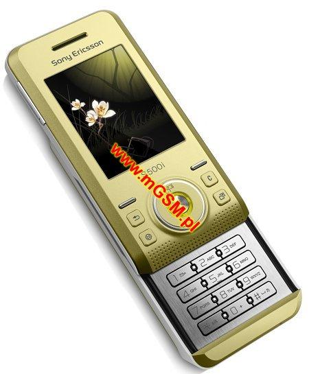 Telefon Sony Ericsson S500i