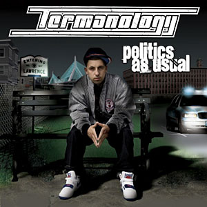 Termanology - Politics as usual 2LP