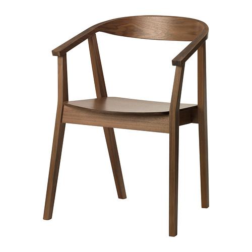 STOCKHOLM Krzesło, orzech IKEA