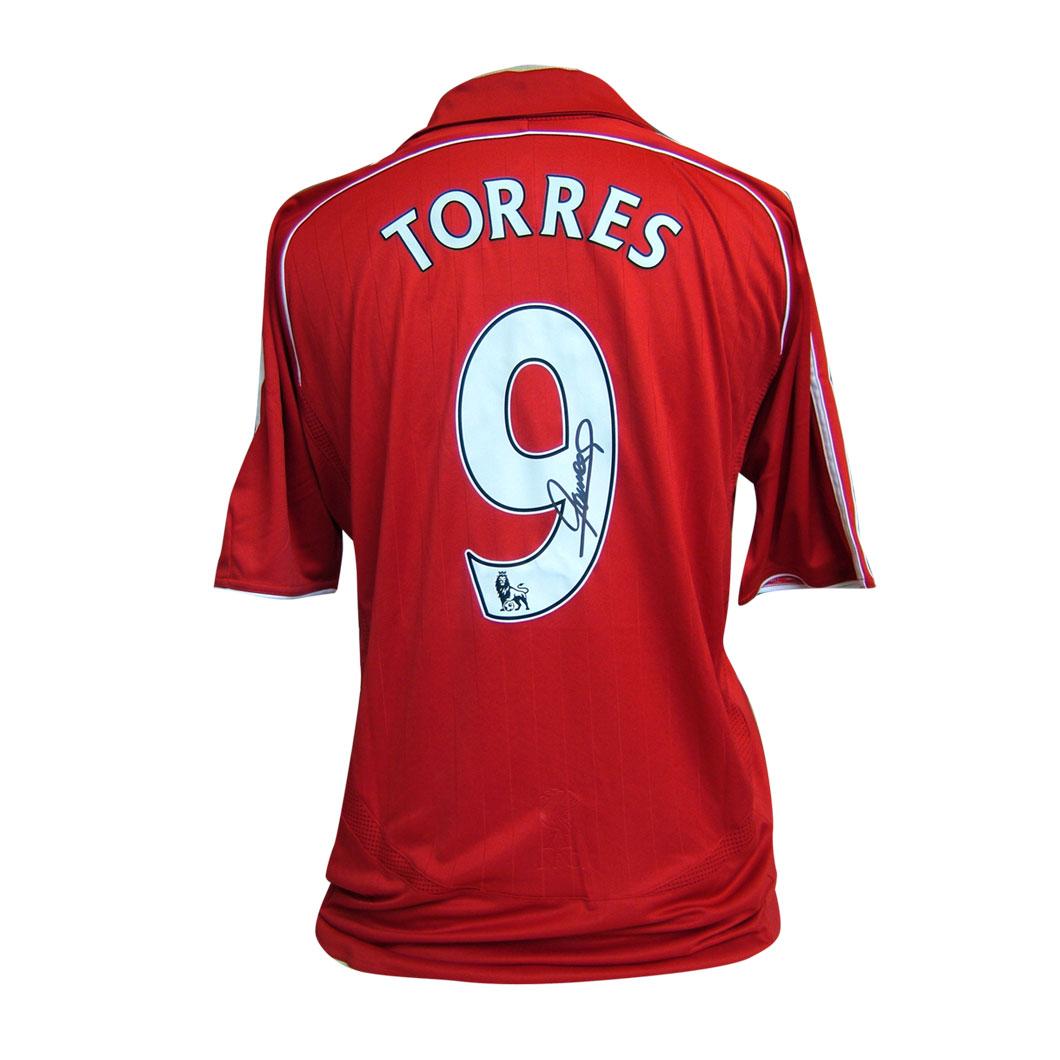 Koszulka Fernando Torresa