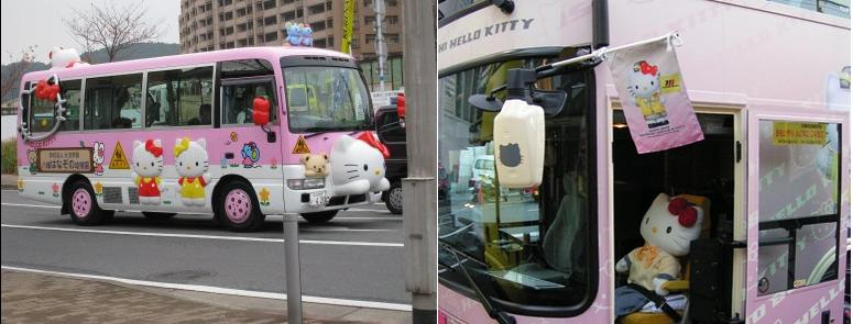 Autobys Hello kitty