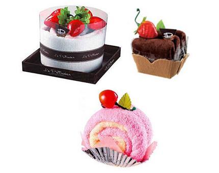 Towel cakes~ xD