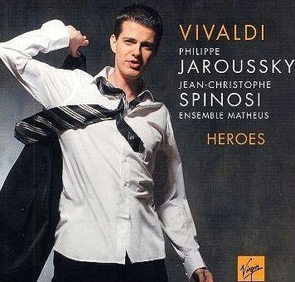 Philippe Jaroussky - Opera Arias