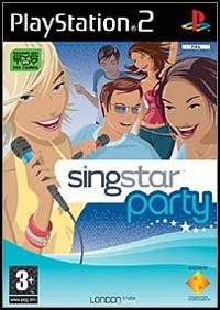 Gra na PS2 Singstar Party