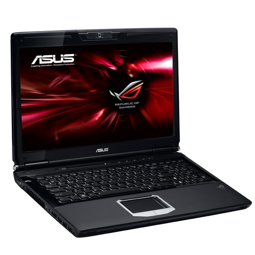 Notebook Asus G51J
