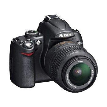 Aparat Nikon D5000 + AF-S DX 18-105 VR