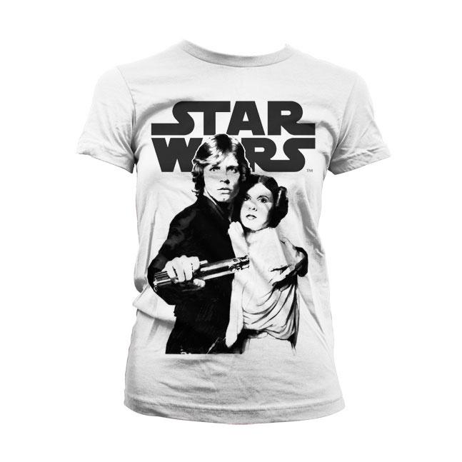 Koszulka Leia i Luke