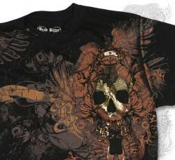 koszulka BRAD BUTTER (BLACK)