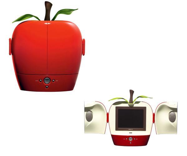 telewizor jabłuszko