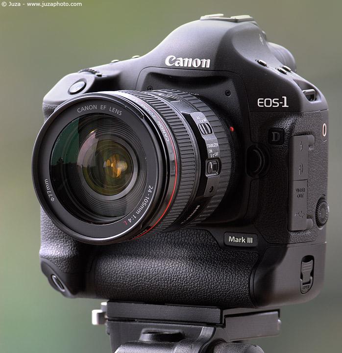 Lustrzanka Canon 1Ds Mark III