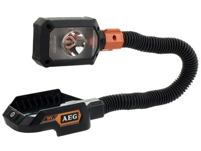 AEG BFAL 18-0 lampa latarka LED akumulatorowa 18V