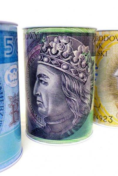 Skarbonka banknot