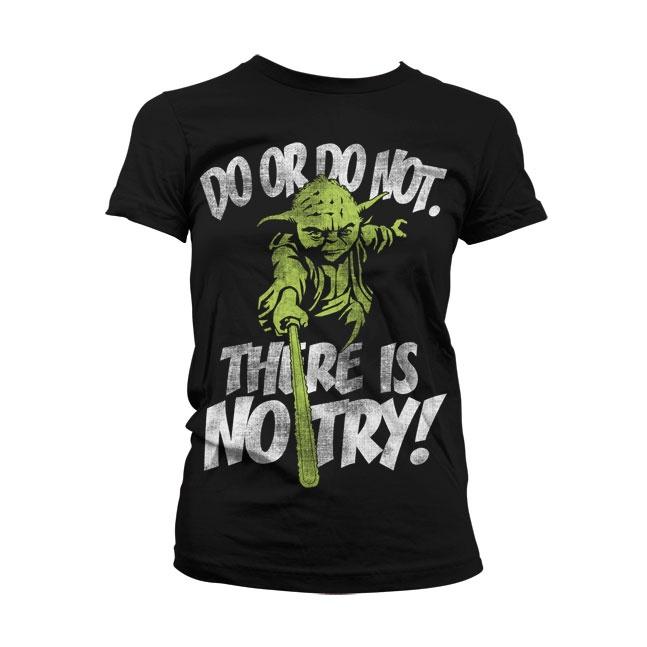 Koszulka Yoda