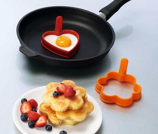 foremki do naleśników, jajek