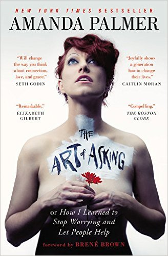 Amanda Palmer : The Art of Asking
