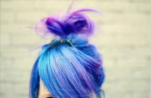 Mieć taki kolor włosów...!!!