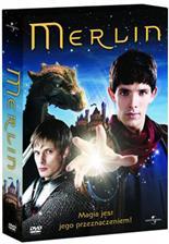 Przygody Merlina (Merlin) (Sezon 1) (DVD)