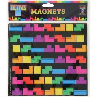 Magnesy na Lodówkę Tetris