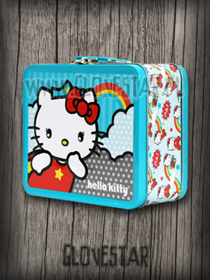 Hello Kitty Lunchbox SUPERHERO