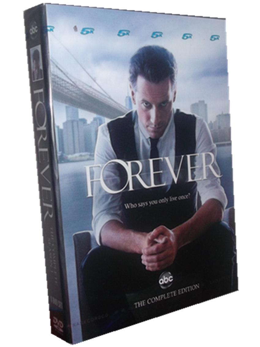 Forever Sezon 1 DVD