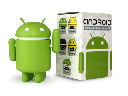ANDROID MINI COLLECTIBLES SERIES