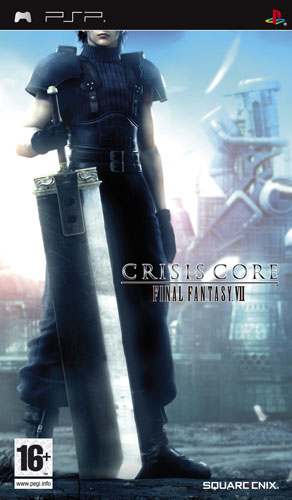 Final Fantasy VII Crisis Core (PSP)