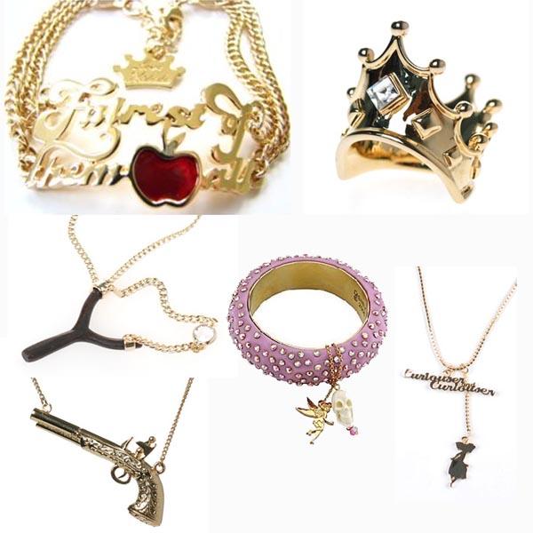 Disney Couture Jewellery (wszystkie nie tylko te na zdjęciu)