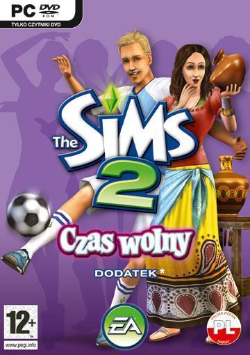 THE SIMS 2 - CZAS WOLNY PC