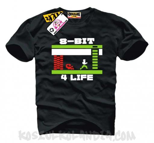 Koszulka 8-bit