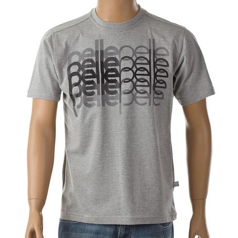 T-shirt Pelle Pelle (szara)