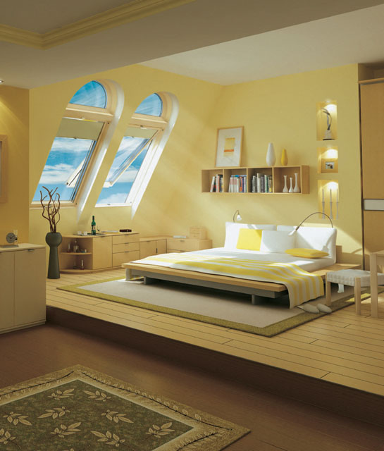 drugie piętro mojego pokoju