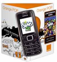 Nokia z grą The Sims2