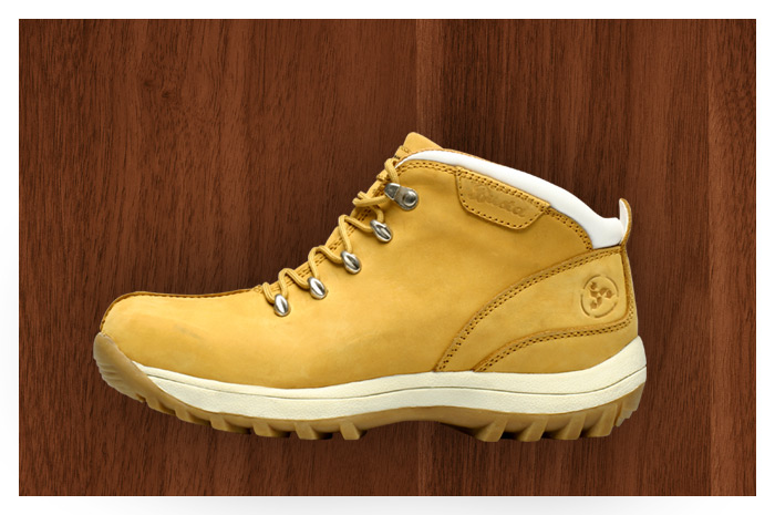 Bustagrip street casual yellow