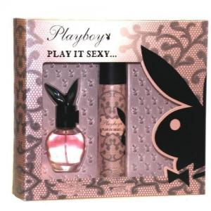 Playboy Play It Sexy Zestaw Woda Toaletowa Damska