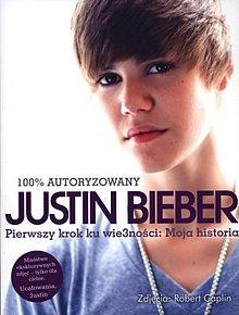 Książka o Justinie Bieberze