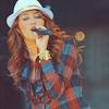 Spotkanie z Miley Cyrus :)
